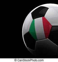 boule football, italien