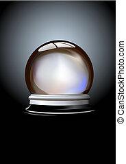 boule quartz