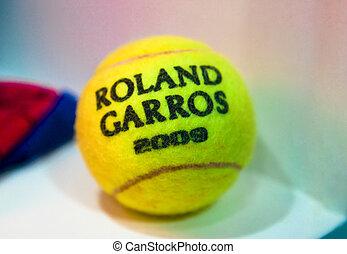 boule tennis, de, tournoi