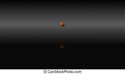 BOUNCING BASKETBALL 3