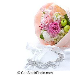 bouquet, accessoire