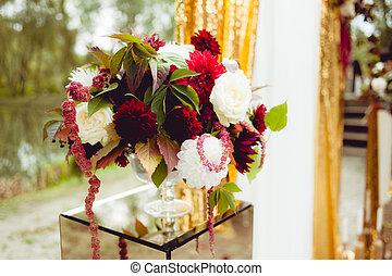 bouquet, bryllup