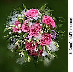 bouquet bryllup