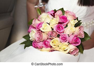 bouquet., casório