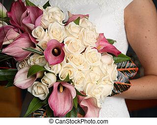 bouquet, mariage