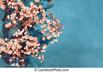 Bouquet Of A Blossoming Barberry