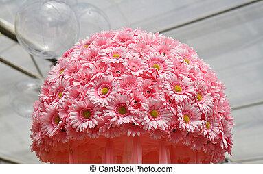 Bouquet of chrysanthemum.
