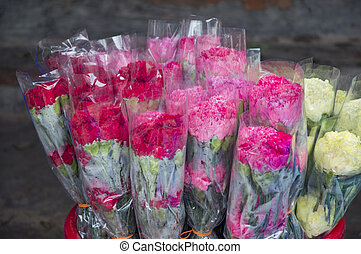 Bouquets for sale