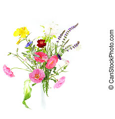 bouquetten, bloem
