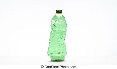 bouteille, plastique