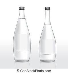 verre cognac bouteille bouteille isol glace verre clip art vectoriel rechercher des. Black Bedroom Furniture Sets. Home Design Ideas