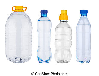 bouteilles eau