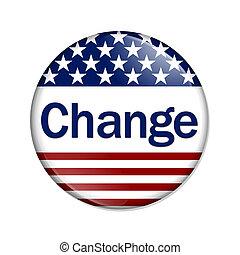 bouton, changement