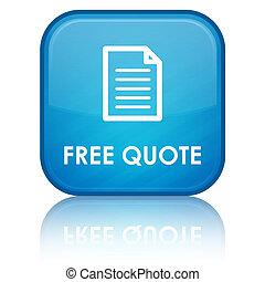 bouton, citation, lustré, gratuite