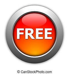 bouton, gratuite