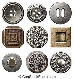 boutons, vendange