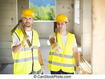 bouwpersoneel