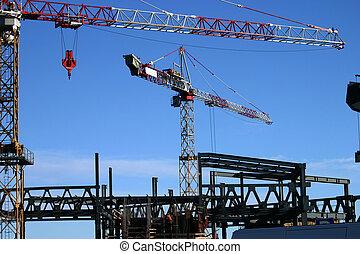 bouwsector, 2, bouwterrein
