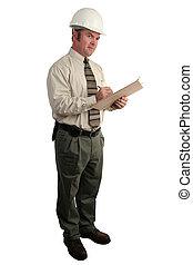 bouwsector, inspecteur, 2