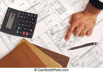 bouwsector, plannen