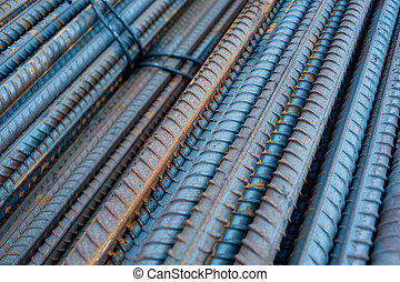 bouwsector, rebar
