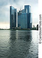 bouwsector, singapore