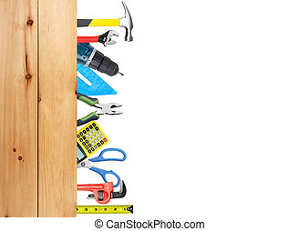 bouwsector, tools.