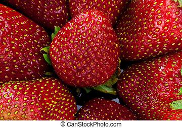 boven., afsluiten, strawberry.