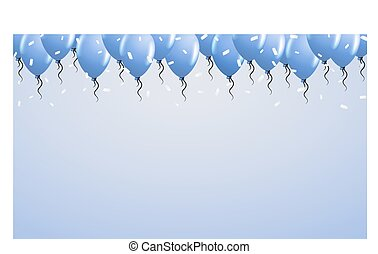bovenzijde, ballons