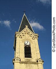 bovenzijde, kerk