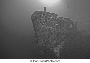 Wreck Thistlegorm 1941