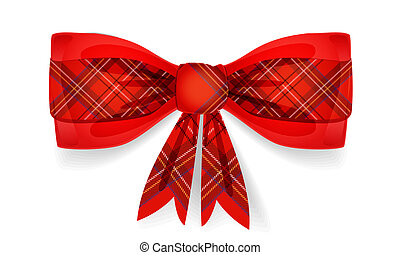 Bow out of the Scottish fabric cell