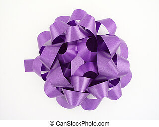 Bow Series - Purple