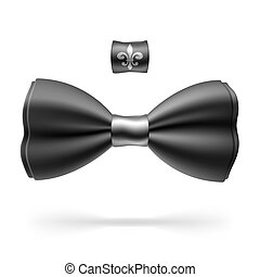 Bow tie - Vector illustration of a bow tie.