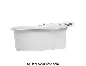 bowl isolated on white background