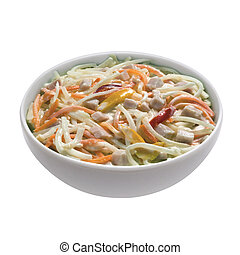 bowl of capricciosa salad