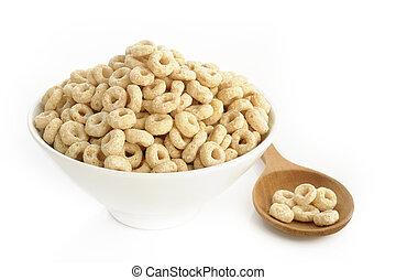 Whole grain cheerios cereal