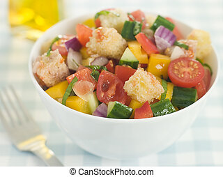 Bowl of Panzanella