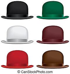 bowler hoed