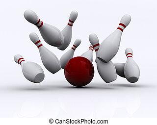 bowling, 1