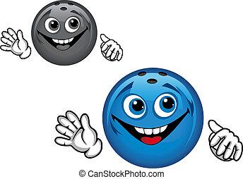 bowling bal