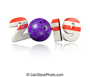Bowling ball 2019 Design
