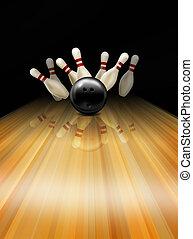 bowling de tenpin