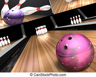 bowling for a strike