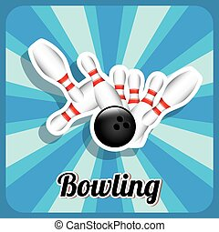 bowling, ontwerp