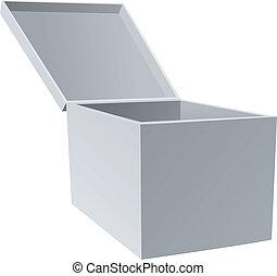 box., ベクトル