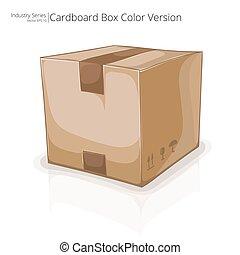 box., carton