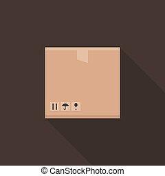 Box flat