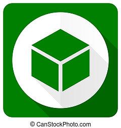 box flat icon