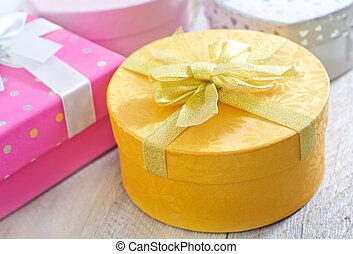 box for present